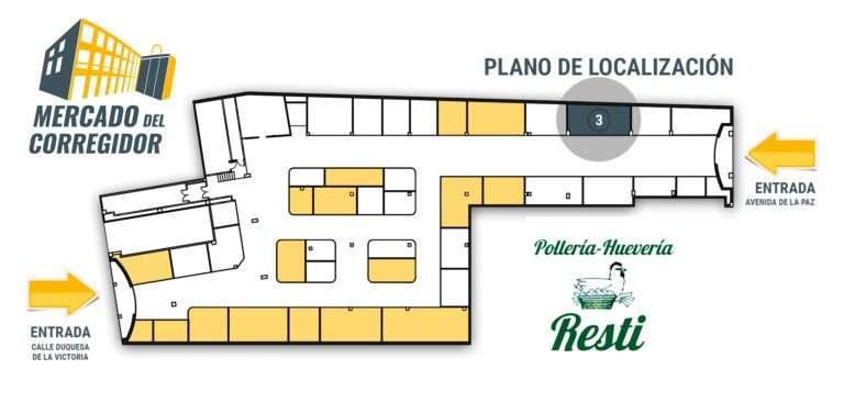 Plano 03 Pollería y Huevería Resti