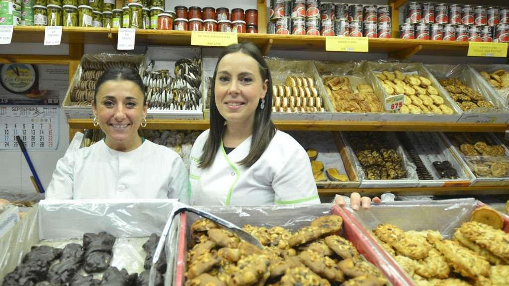 Dependientes de Alimentación y Pastas Nieves
