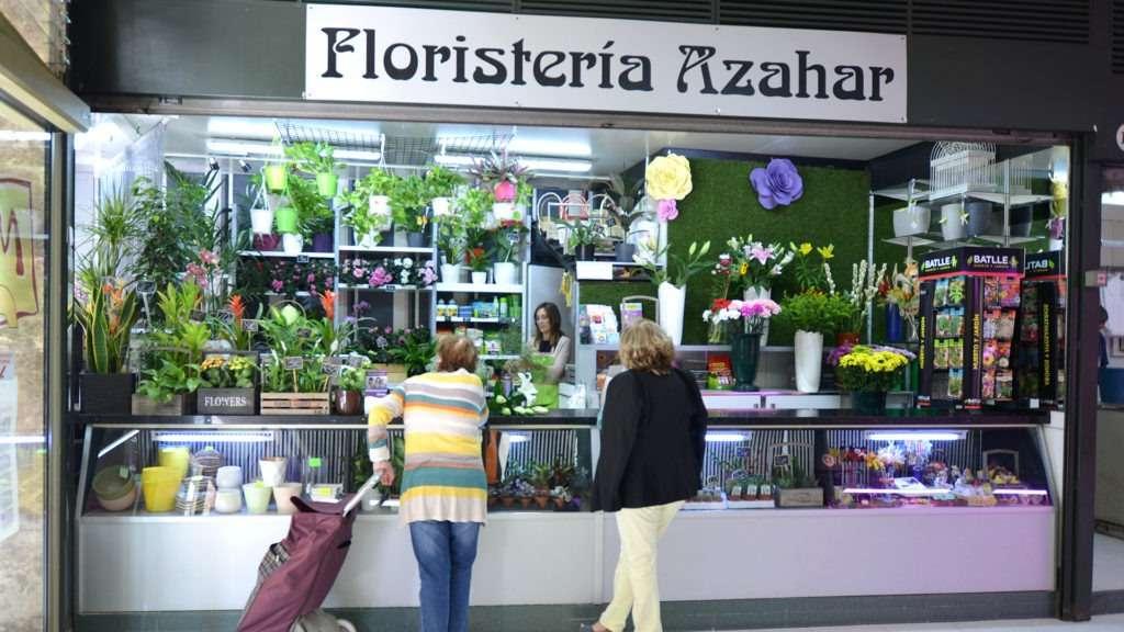 Floristería Azahar en Logroño