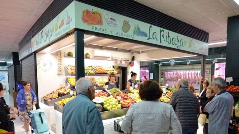 Frutas y Verduras La Ribaza en Logroño