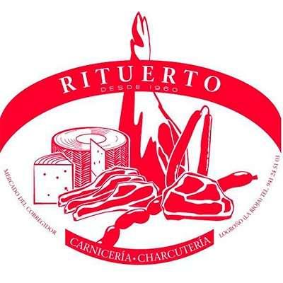 Logo Carnicería Charcutería Rituerto