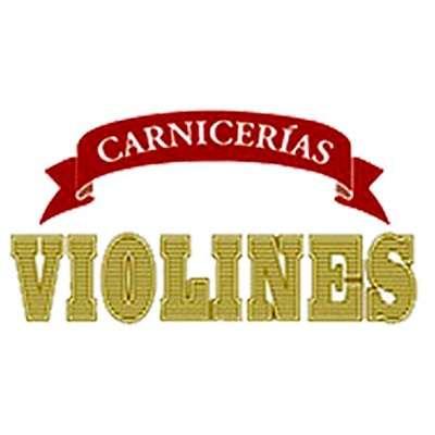 Logo Carnicería Violines en Logroño