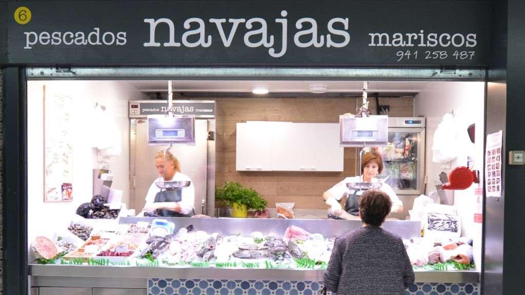 Pescadería Domingo Navajas