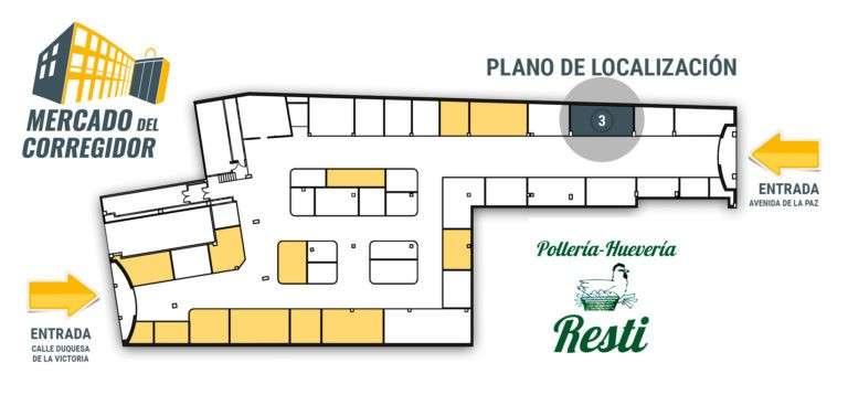 Plano 03 Pollería Resti