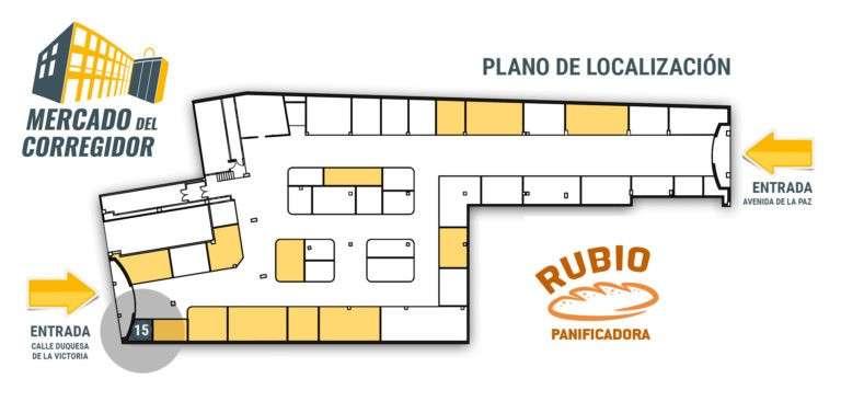 Plano 15 Panificadora Rubio