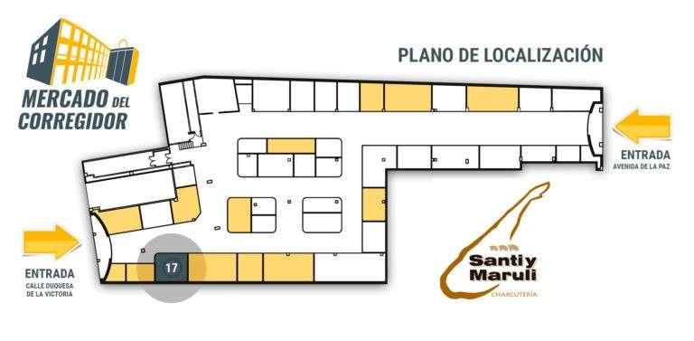 Plano 17 Charcutería Santi y Maruli