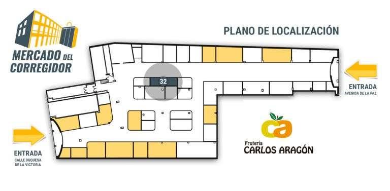 Plano 32 Frutas Aragón