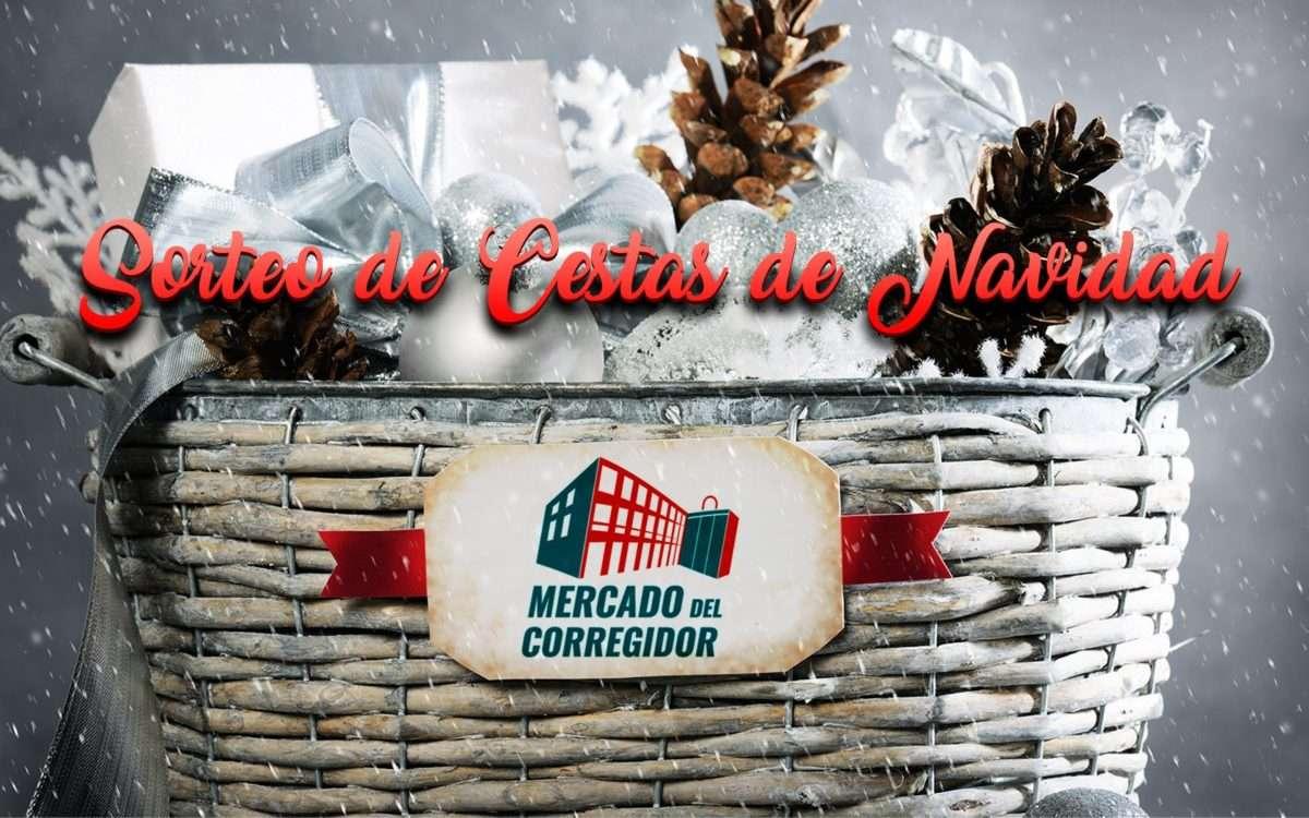 Cesta de Navidad en Logroño