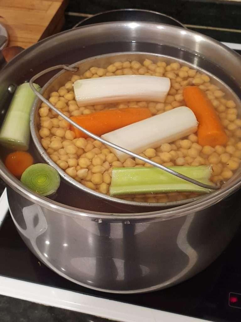 Cocido Madrileño Recetas Cuarentena 2