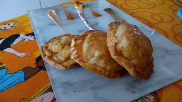 Empanadas de morcilla Rituerto