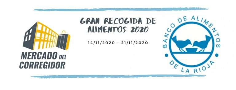 GRAN RECOGIDA DE ALIMENTOS 2020 Cabecera