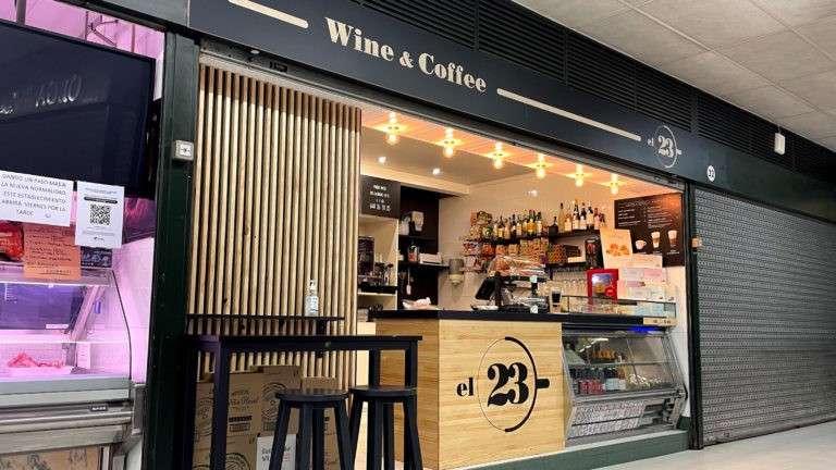 El 23 Cafés, Aperitivos y Nespresso